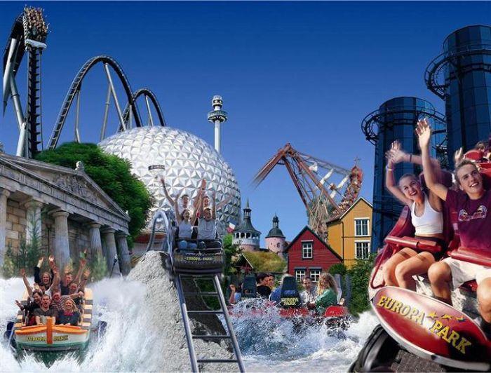 Europapark : Parc d'attraction