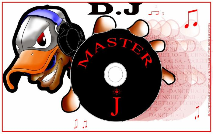 DJ MASTER J