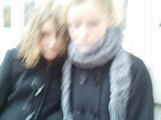 Rafaëlle & moi