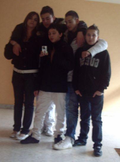 Juliye , Flaviyo , Jordaan , Samiy & Yoann ♥