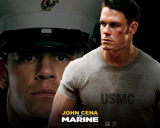 mon idole the marines(john cena)