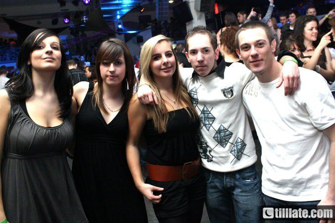 Moi, Mel, Isabell, Remi & Tofer