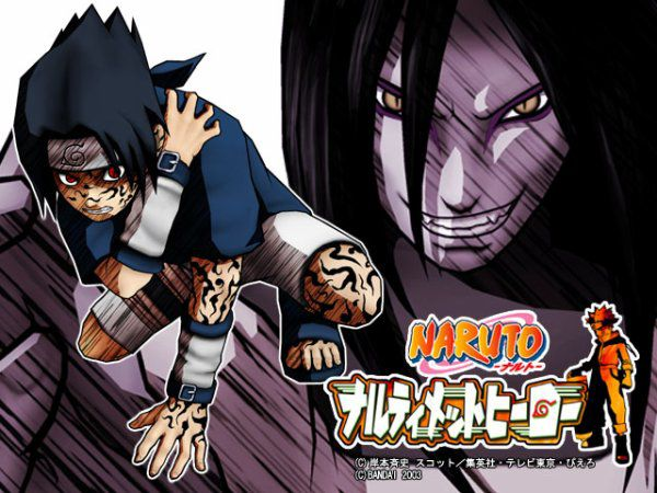 orochimaru feat sasuke