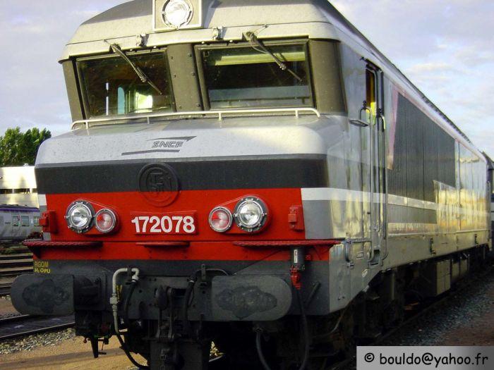 La cc 72000 en livrée multiservice