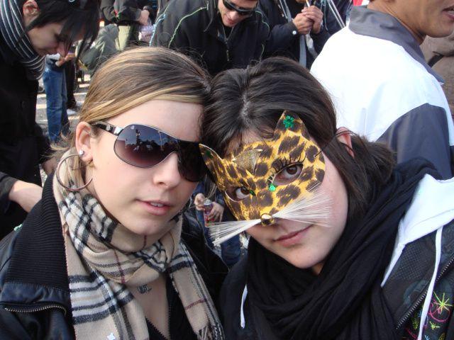 Au carnaval de nice