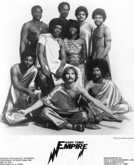Gary Toms Empire