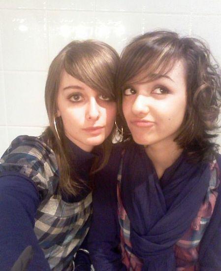 Zina Elo & moi ♥