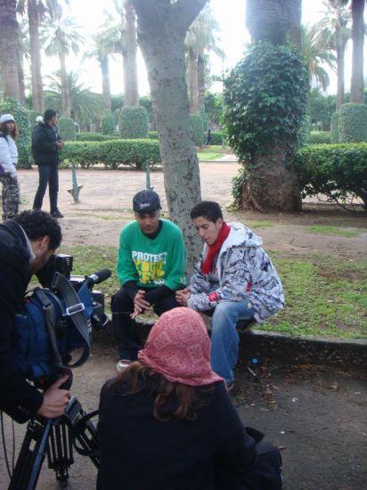 Voila s Mouah death rap interview with france24