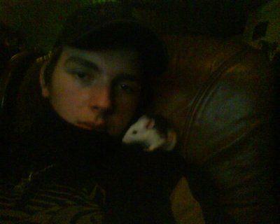 moi et mon rat