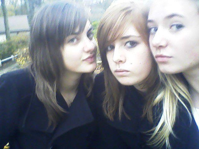 Moi , Fiona & Audrey <3
