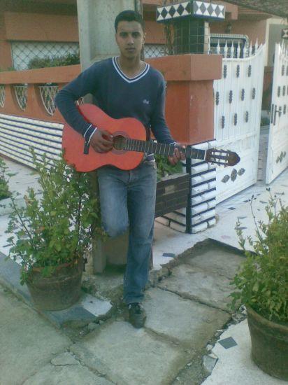 i'm&my guitar