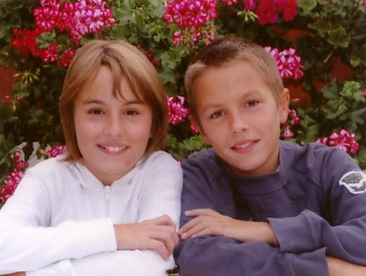 voici moi et ma soeur