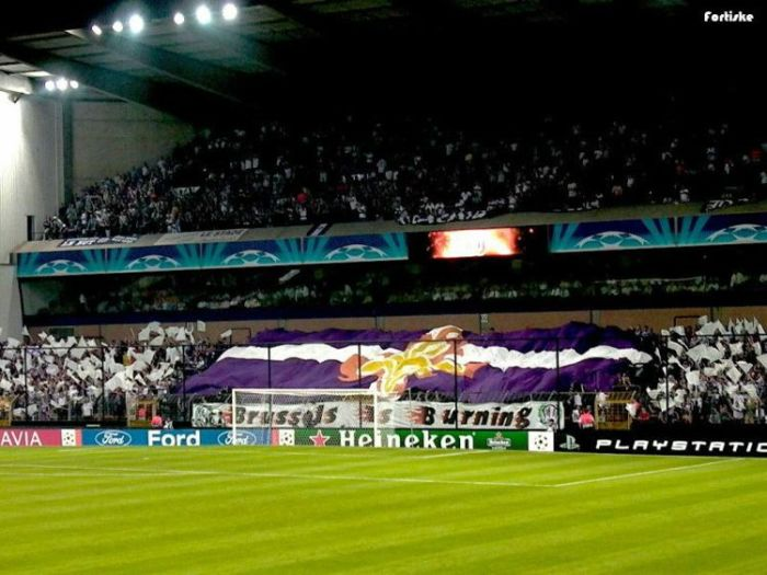 Champions League : Anderlecht-Lille (FRA) 1-1