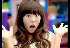 My Sunshine <3