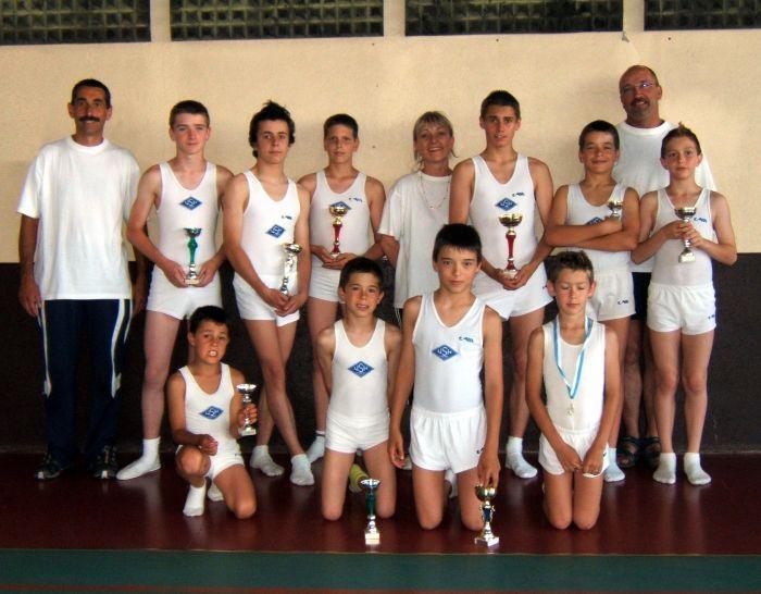 équipe 2005-2006