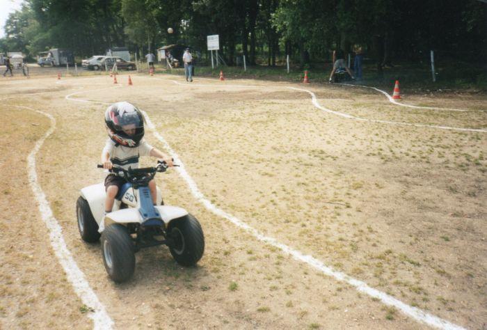 mon fils en 2001