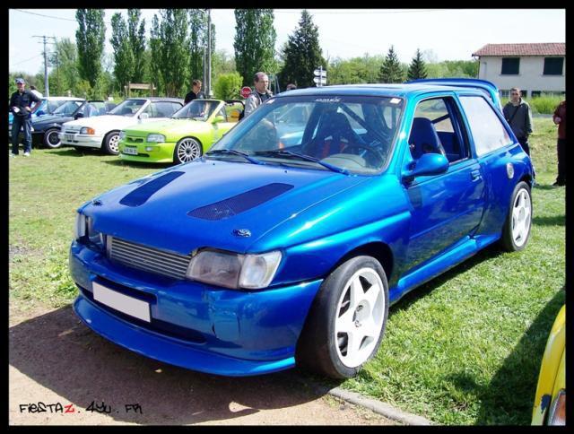 Fiesta RS Cosworth T35 450ch