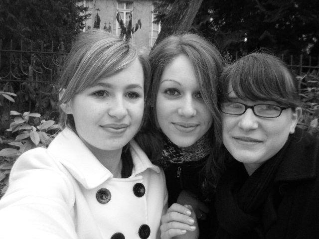 Betty, Moi & Tiffany