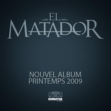 el matador album dans les bac bientôt inchallah