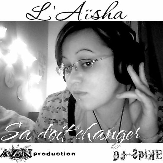 """Pochette du single """" Sa Doit changer """""""