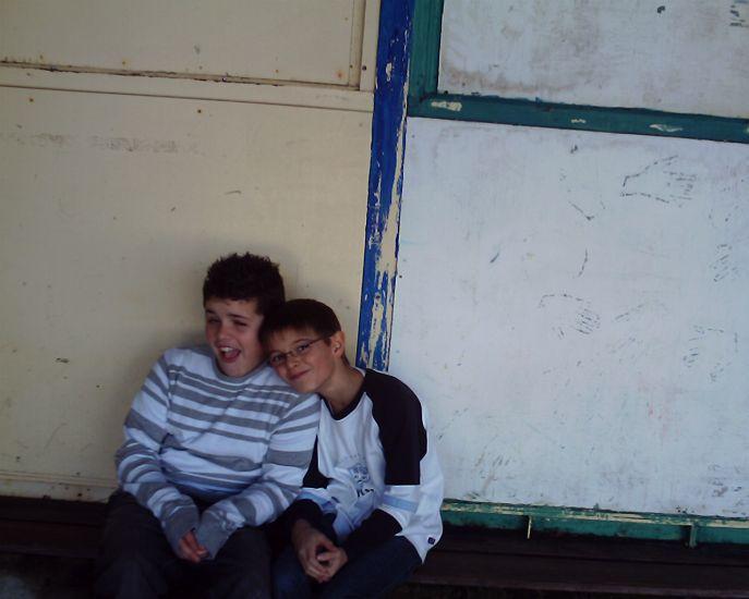 2 amis de mo n coollleeeggee