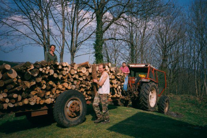 l homme des bois