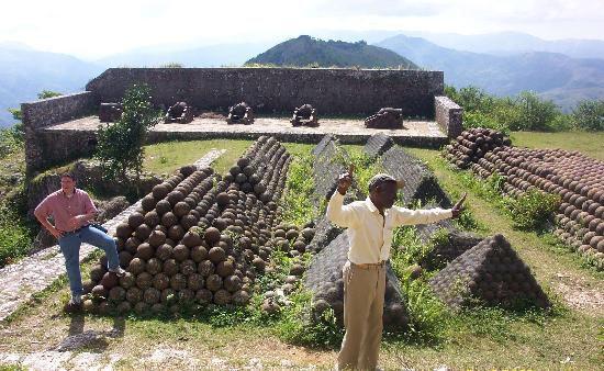 citadèle haiti