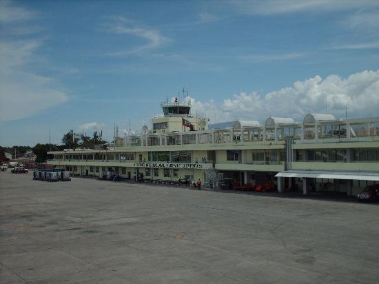 aeroport haïti