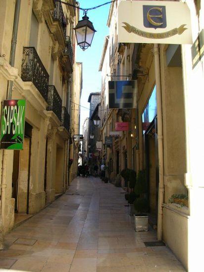 Une rue............
