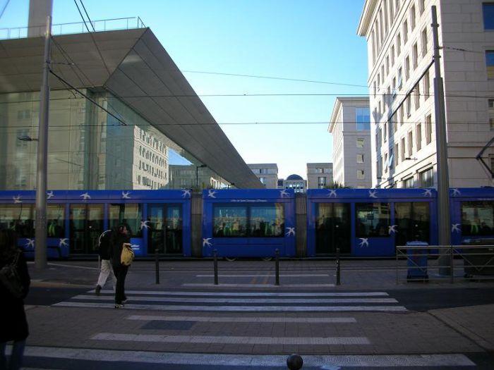 Et voilà on est sur le départ! Montpellier nous voici!!!!