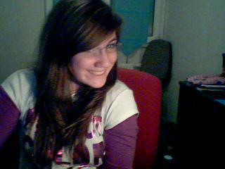 0hh, I'm brune todaaaay. ♫  (Octobre 2008)