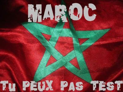 je Kif le Maroc