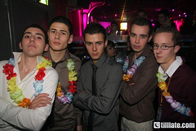 La Team de chOc tOujOurs OP =)