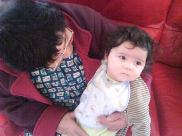 Mon Bébé & Ma Mémé     <3