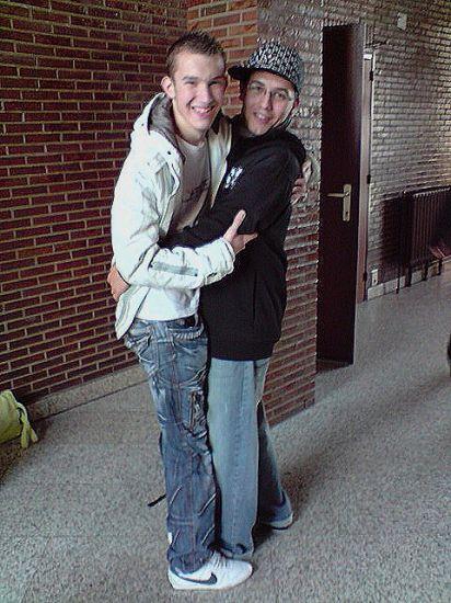 Mathew et moi
