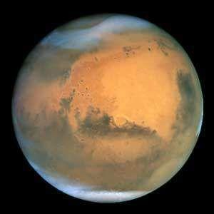 Mars par Rosetta