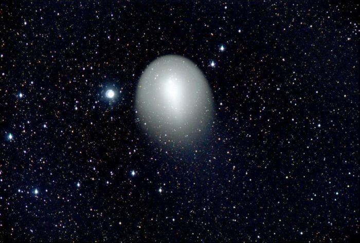 la comete 17/p Holmes