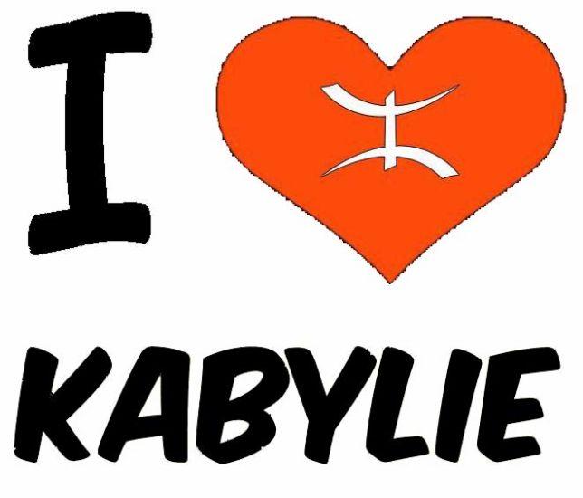 i love kabylie