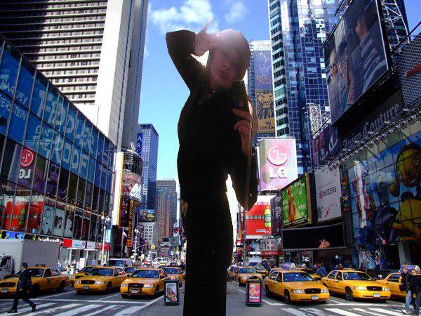 New york la ville number one =D