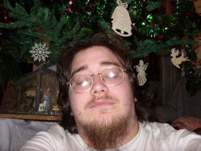 moi a noel 2008