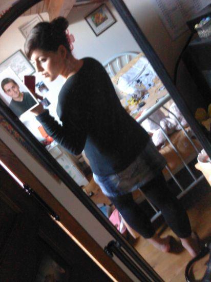 Une ptite foto de moi et voilou ^^