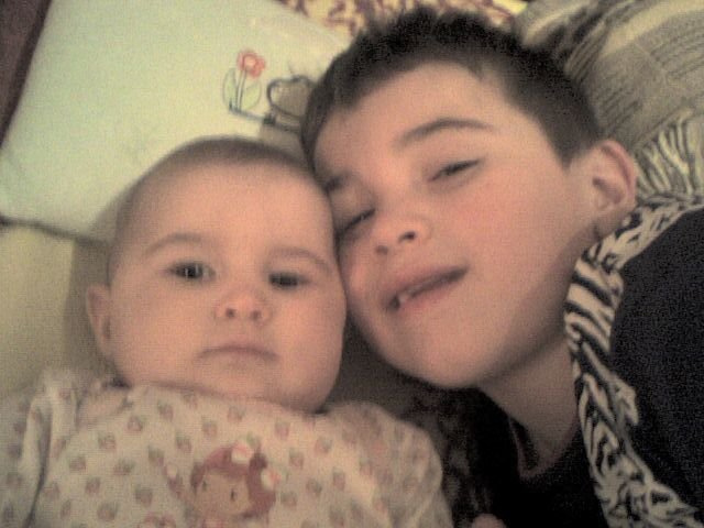 mon frere et ma soeur