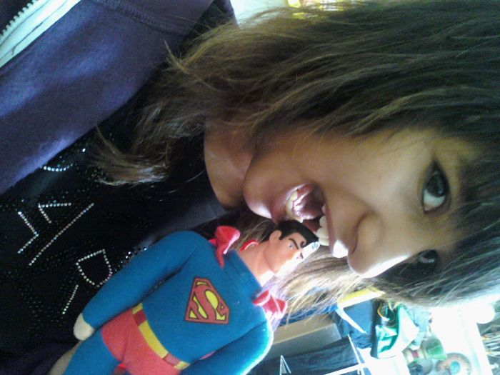 Miiam miam SUPERMAN