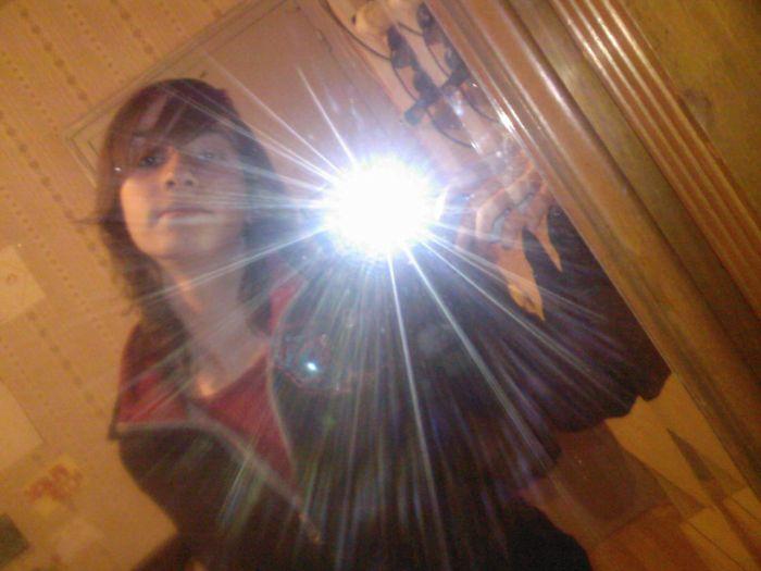 the flash..