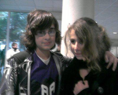 Alex & moi