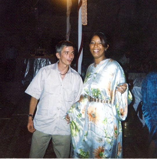Dans un Mariage Au Maroc