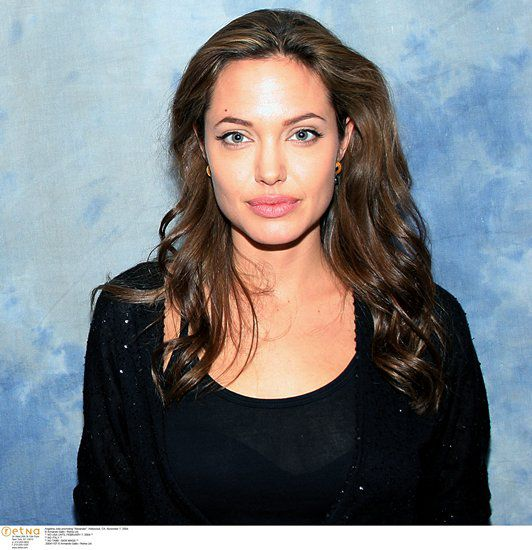 Angélina Jolie mon actrice favorite