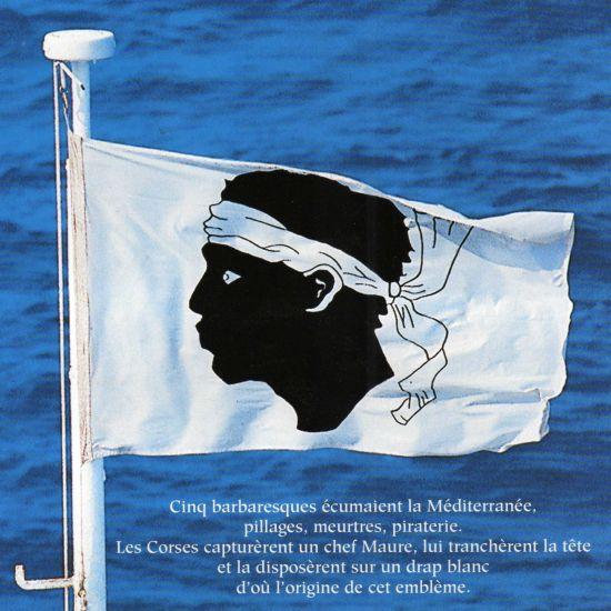 un drapeau, une histoire, un amblème