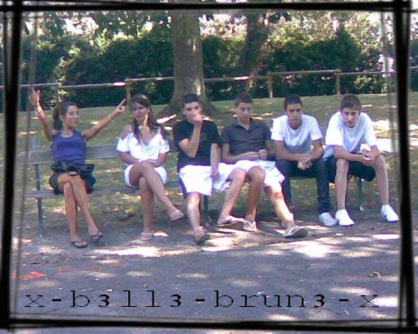 Aude, (( s0h )), Damien, Clement, Axel, Sebastien