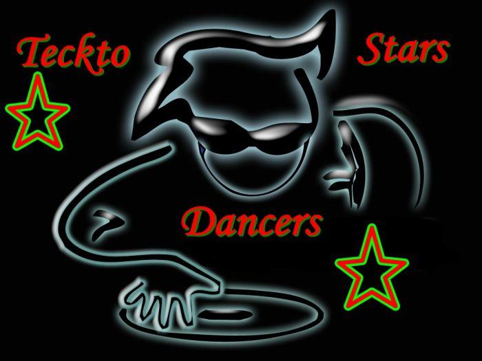 LOGO TECKTO STARS DANCERS